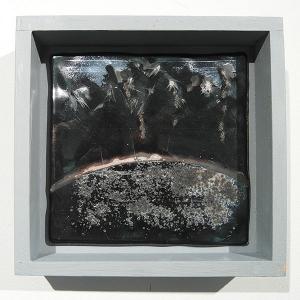 glasbild-der-berg-15x15cm-beate-kuchs