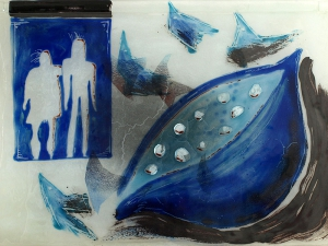 glasbild-die-blaue-frucht-70x50cm-beate-kuchs