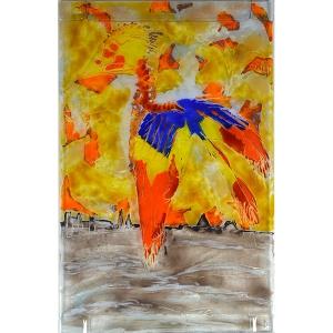 glasbild-vogel-flieg-59x38cm-beate-kuchs